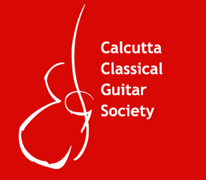 Calcutta Classical Guitar Society Logo