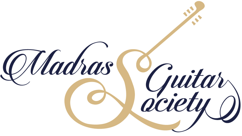 Madras Guitar Society Logo