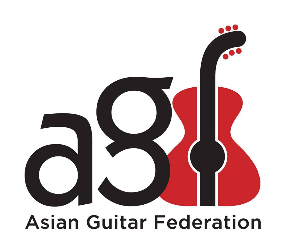 Asian Guitar Federation Logo