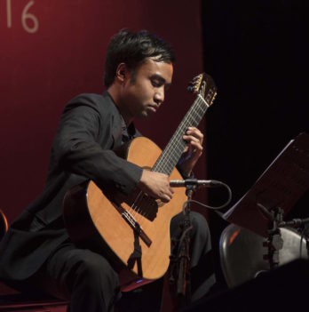 Introducing the Winners of the Spanish Guitar Competition
