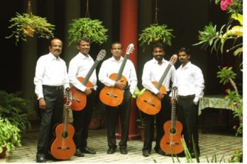 Madras Guitar Quintet: At the BSM & In the press!