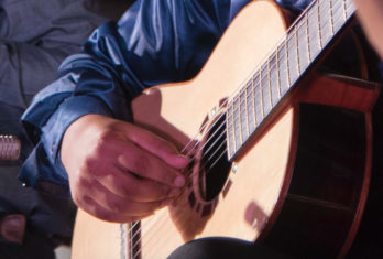 Classical Guitar L' encouragement Online Competition