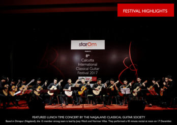 Calcutta International Classical Guitar Festival 2017: A report