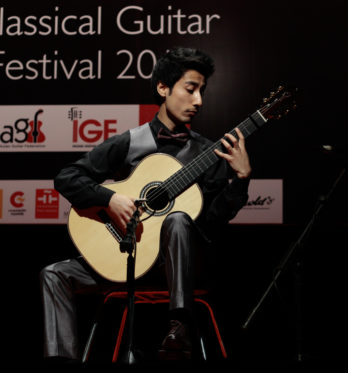 Introducing the winners of the Spanish Guitar Competition 2017