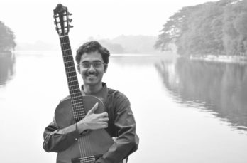 Kabir Dabholkar: Young Musician of the Year 2018